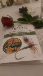 Adams Chapter 21st. Annual Banquet @ Hagerty Center | Traverse City | Michigan | United States